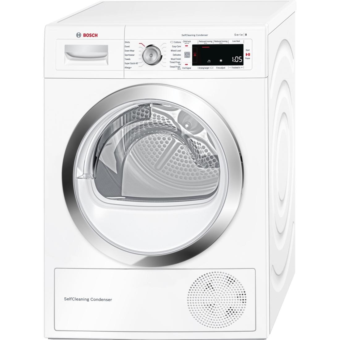 Bosch WTW87560GB DUNDEE